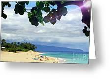 Hawii 3 Greeting Card