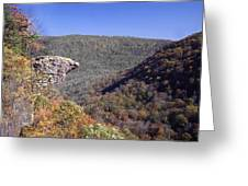 Hawksbill Crag Greeting Card