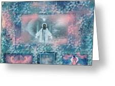 He Has Resin Happy Easter Greeting Card