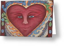 Headheartandspirit.jpg Greeting Card