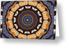 Healing Mandala 16 Greeting Card by Bell And Todd