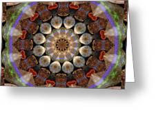 Healing Mandala 30 Greeting Card