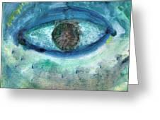 Healing Tears Greeting Card