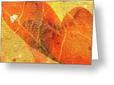 Heart Of Mine Greeting Card