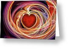 Heart Throb Greeting Card