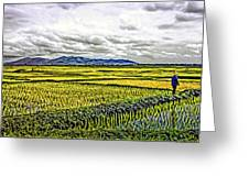 Heartland Oil Greeting Card