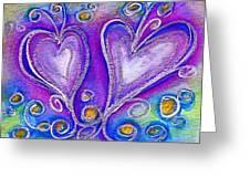Hearts 1 Greeting Card