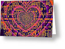 Hearts International Greeting Card