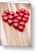 Hearty Heart Greeting Card
