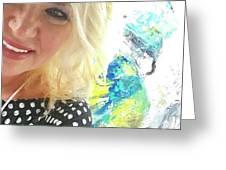Heather Roddy Greeting Card