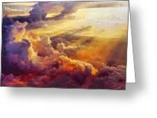 Heaven Greeting Card