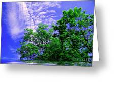 Heavenly Greeting Card