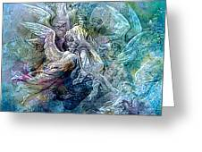Heavenly Queen 2 Greeting Card