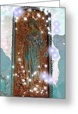 Heaven's Doorway Greeting Card