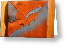 Heavenward - Tile Greeting Card