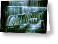 Hector Falls -detail Greeting Card