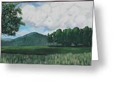 Hedgerow Greeting Card