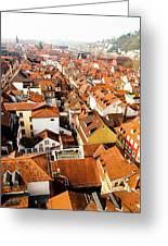 Heidelberg Cityscape Greeting Card