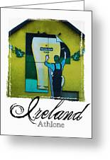 Heineken Athlone Ireland Greeting Card