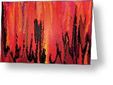 Hell Greeting Card