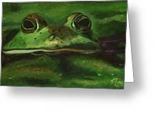 Helllloooooo Hopper Greeting Card