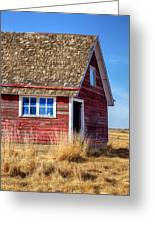 Hen House -1 Greeting Card