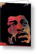 Hendrix Greeting Card