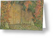 Henri Le Sidaner Greeting Card