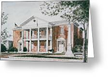 Henry County Courthouse Greeting Card