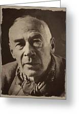 Henry Miller 1 Greeting Card