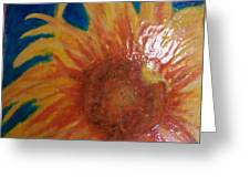 Here Comes The Sun 2.0 Greeting Card