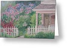 Heritage House Greeting Card
