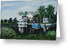 Hernando Beach Greeting Card
