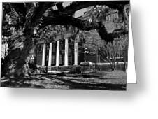 Hernando County Courthouse Greeting Card