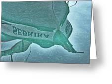 Herring School Greeting Card