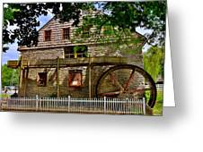 Herr's Grist Mill Greeting Card