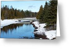 Hickey Creek Greeting Card