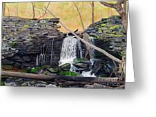 Hidden Sanctuary Greeting Card