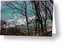 Hidden Cove Greeting Card
