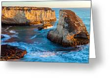 Hidden Cove Greeting Card