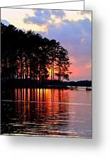 Hidden Sunrise Greeting Card