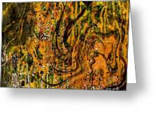 Hidden Tiger Greeting Card