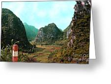 Hidden Valley Greeting Card