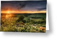 Hidden Valley Greeting Card
