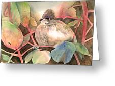 Hiding In Plain Sight Greeting Card