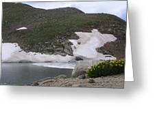 High Country Summer Greeting Card