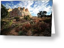 High Desert Paint Greeting Card