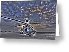 High Dynamic Range Image Greeting Card