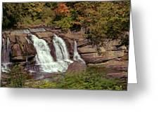 High Falls 1 Greeting Card
