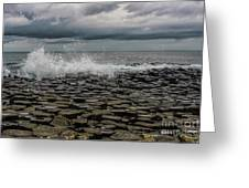 High Low Tide Greeting Card